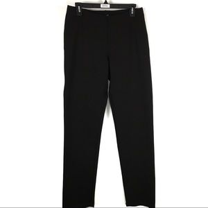Eileen Fisher Womens Pants Size Small Black